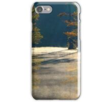 Thick Mist - Beavers Bend, OK iPhone Case/Skin