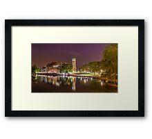 Stratford - A reflective RSC Framed Print