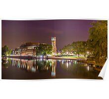Stratford - A reflective RSC Poster