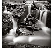 Algonquin Waterfall Photographic Print