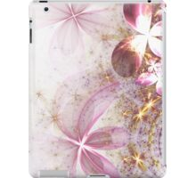 Soft Dreamy Blooms iPad Case/Skin