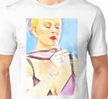 English Lady Unisex T-Shirt