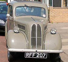 1949 Ford Anglia by Woodie