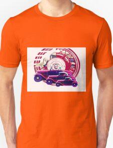 A - V8 Roadster Unisex T-Shirt