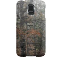 The Old Tree Stand Samsung Galaxy Case/Skin