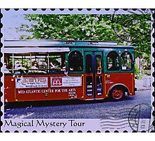 Magical Mystery Tour Photographic Print
