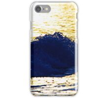 Wave At Sunset iPhone Case/Skin