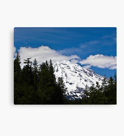 Mt. Rainier - Washington state Canvas Print