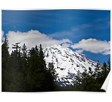 Mt. Rainier - Washington state Poster