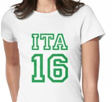 ITALY 16 Womens Fitted T-Shirt
