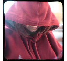 hoodie Photographic Print