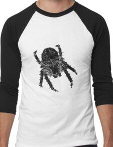 Spider Lady Men's Baseball ¾ T-Shirt