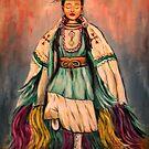Native Dancer  by Pamela Plante