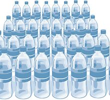 Water Bottles by JHMimaging