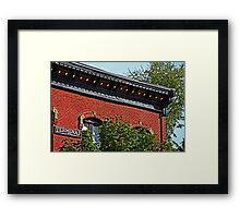 What is the Rush 5 Framed Print