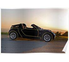 Smart Roadster Poster