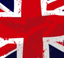 Union Jack - UK- Flag Sticker