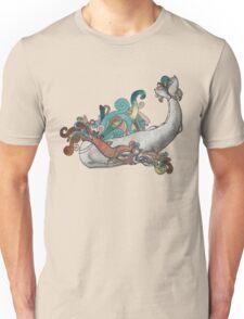 Carnewhale Unisex T-Shirt