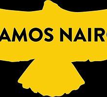 Vamos Nairo Quintana : TDF Yellow Logo by finnllow