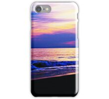 Pink At Sunset iPhone Case/Skin