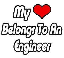 My Heart Belongs To An Engineer by TKUP22