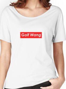 Golf Wang Supreme Logo Women's Relaxed Fit T-Shirt