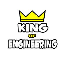 King of Engineering Photographic Print
