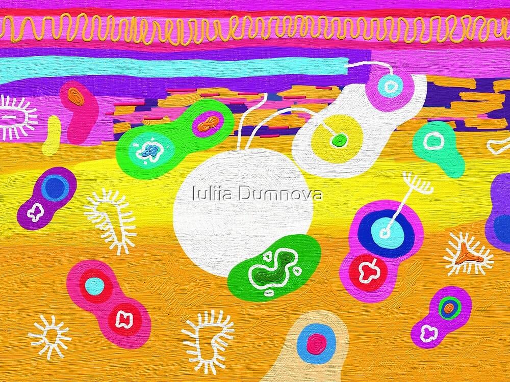 Everyday life! by Iuliia Dumnova