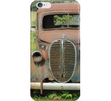 Rusted Antique Truck iPhone Case/Skin
