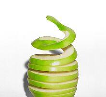 Apple by Dylan Hamm