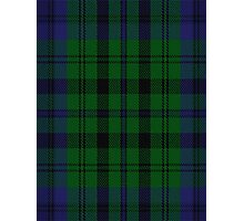 00435 Bailey Atlanta National Tartan  Photographic Print