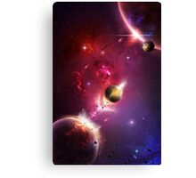 The Flare Canvas Print