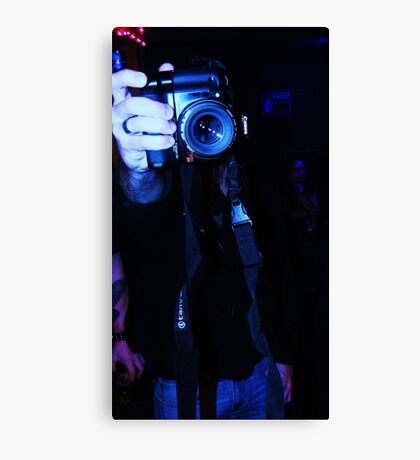 Canon Photographer- Matt Adamik Canvas Print