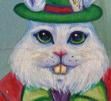 Hatter Rabbit Sticker
