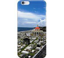 San Juan Cemetery - San Juan Puerto Rico iPhone Case/Skin