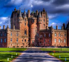 Glamis Castle by JMHPhotography