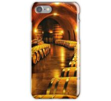 Inside the Winery iPhone Case/Skin