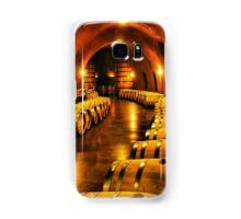 Inside the Winery Samsung Galaxy Case/Skin