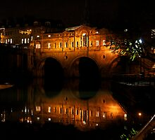 Pulteney Bridge, Bath by anactaylor