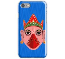 MASK OF MAJULI iPhone Case/Skin