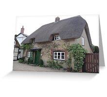 Dorchester cottage Greeting Card