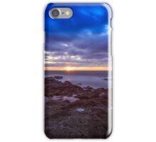 Darkening skies iPhone Case/Skin