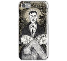 Richtofen & The Voices iPhone Case/Skin
