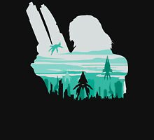 Reaper invasion of Earth (Femshep) Unisex T-Shirt