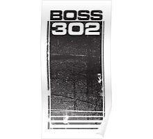 BOSS 302 Poster