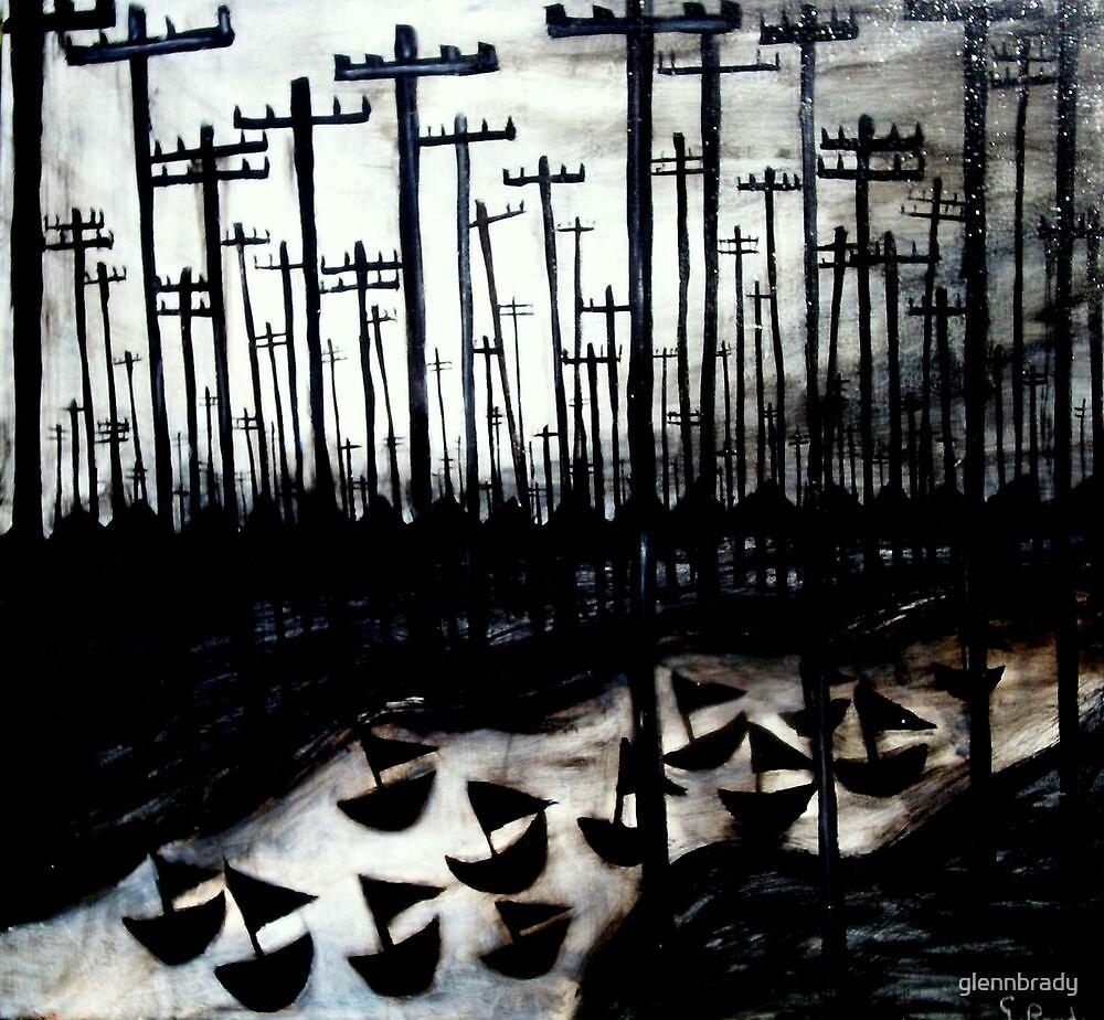 little black boats by glennbrady