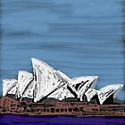 Opera House 2 on iPad by Annie Wise