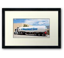Acme Oil Equipment Services Pty Ltd Framed Print