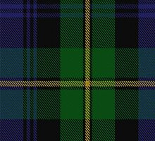 00438 Baillie William Wilson Clan/Family Tartan by Detnecs2013