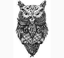 Intricate Owl Unisex T-Shirt
